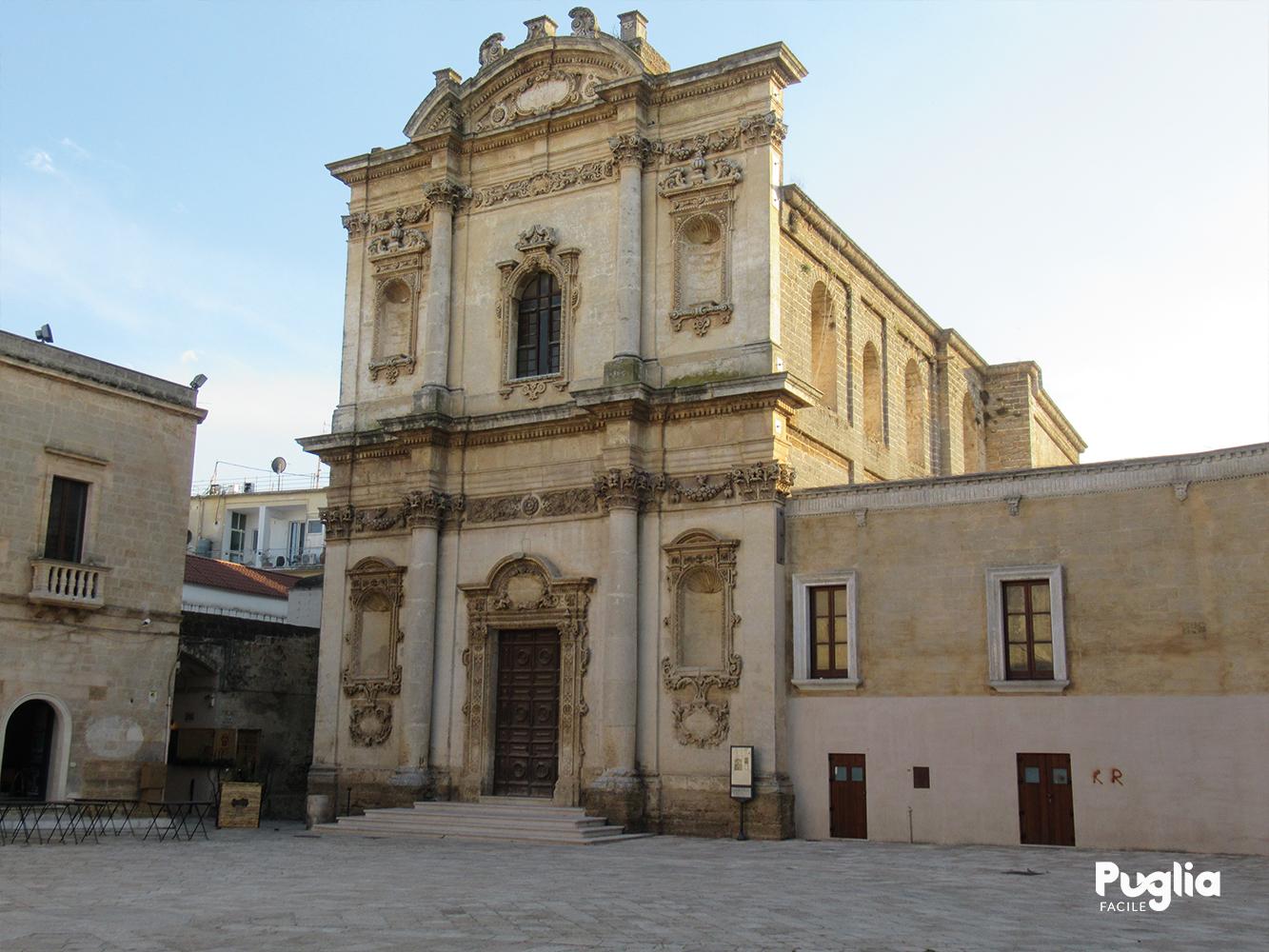 Chiesa di Sant'Anna - Mesagne